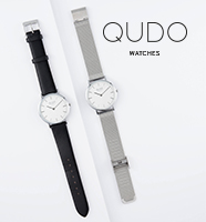 QUDO WATCHES